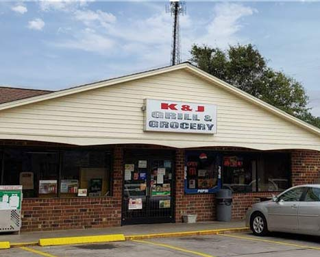 K & J Grill & Grocery